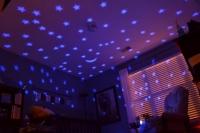 Черепашка-ночник звездное небо с музыкой