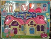 Дом свинки пеппы и ее семьи