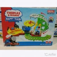 Железная дорога паровозик Томас и его друзья